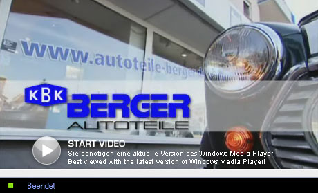 Sie benötigen eine aktuelle Version des Windows Media Player! / Best viewed with the latest Version of Windows Media Player!